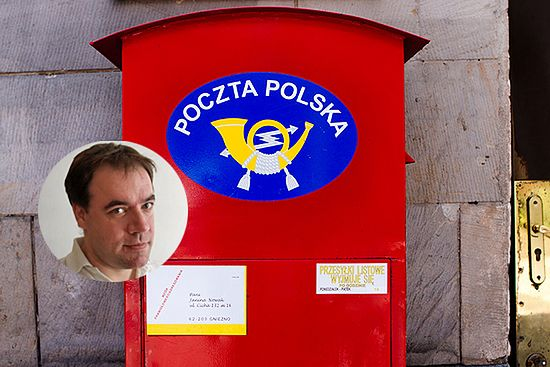 """""""Poczta Polska jest jak CIA""""; """"Nie, my ułatwiamy życie!"""""""