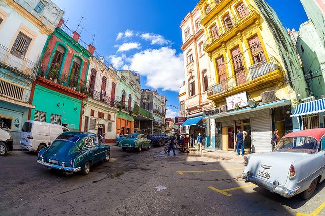 Egzotyczne kierunki wakacyjne - Kuba
