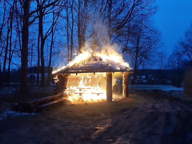 Leśnicy podejrzewają podpalenie
