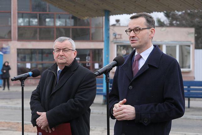 Mateusz Morawiecki o najnowszym sondażu: najważniejszy jest moment wyborów