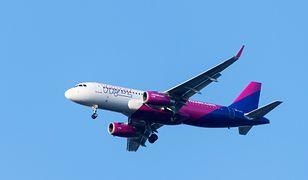"""Samolot Wizz Air zawrócony na lotnisko w Burgas. """"Problemy techniczne"""""""