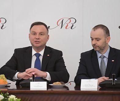 Reelekcja Andrzeja Dudy. Paweł Mucha: Jeśli będzie kandydował, to tylko z poparciem PiS