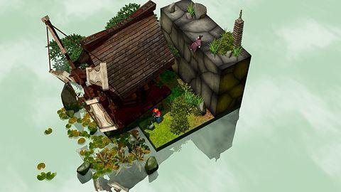 Miegakure: pierwsza czterowymiarowa gra świata