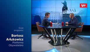 Bartosz Arłukowicz o Krzysztofie Bosaku: jest bardzo poważnym zagrożeniem dla Andrzeja Dudy
