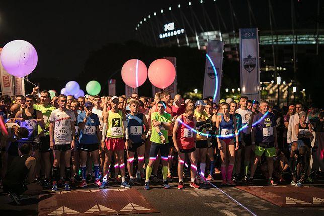 Wieczorny 4F Półmaraton Praski