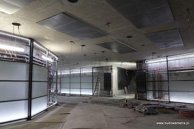 Stacja Rondo ONZ już prawie gotowa! (ZDJĘCIA)