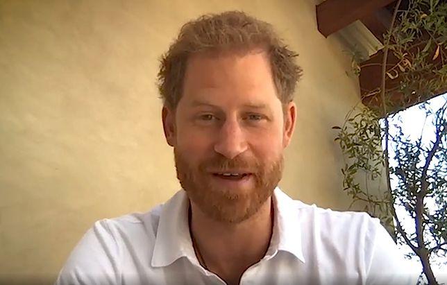 Książę Harry jest honorowym prezesem reprezentacji Anglii w rugby