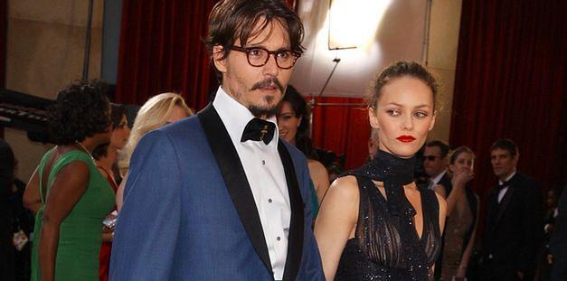 Johnny Depp i Vanessa Paradis rozstają się?!