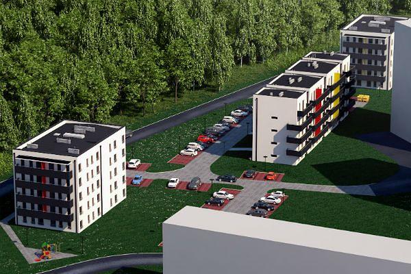 Kolejna inwestycja w Bytomiu. Powstanie zielone osiedle