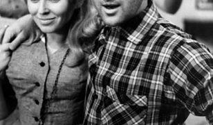"""Kalina Jędrusik zagrała u Kutza w """"Upale"""" w 1964 roku."""