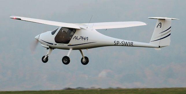 Własny samolot, czyli jak połączyć przyjemne z pożytecznym
