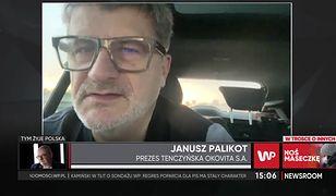 Janusz Palikot o depenalizacji niewielkich ilości marihuany