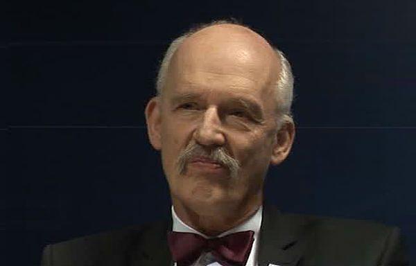 Janusz Korwin-Mikke dla WP.PL: nie mam zamiaru pracować w Europarlamencie, jadę tam gadać