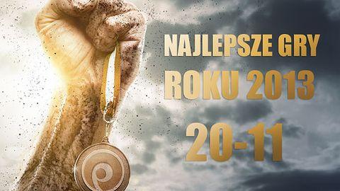 30 najlepszych gier 2013 roku według redakcji Polygamii - miejsca 20-11