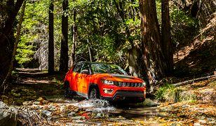 Poczucie bezpieczeństwa w terenie to jedna z największych wartości jakie otrzymujemy przy zakupie modelu takiego jak Jeep Compass