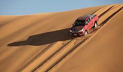 Toyota Hilux - w stronę SUV-a
