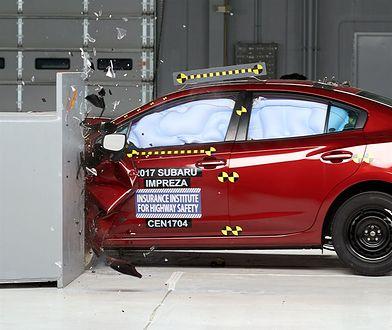 Które modele dostały Top Safety Pick+?