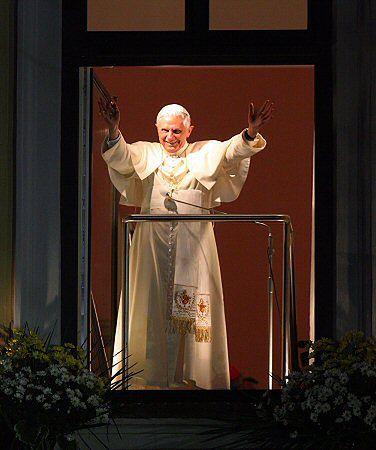 Benedykt XVI do Krakowian: dziękuję za serdeczne przyjęcie