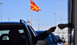 Koronawirus z Chin. COVID-19 zaatakował Macedonię Północną