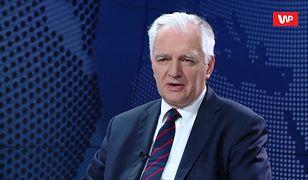 Jarosław Gowin bije się w piersi po II turze wyborów