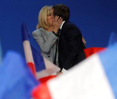 Kim jest żona kandydata na prezydenta Francji? Historia ich miłości jest zaskakująca