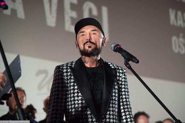Patryk Vega, czuły reżyser, kolega Misiewicza