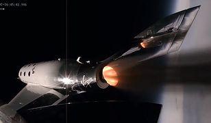 Maszyna osiągnęła prędkość prawie 3000 km/h