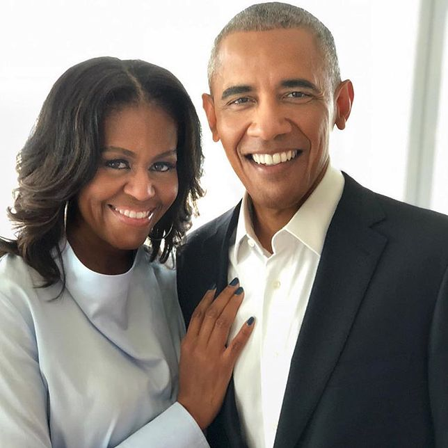 Obamowie to jedna z najpopularniejszych par w USA