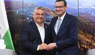 Victor Orban pokazał kolejnego wnuka. Mateusz Morawiecki złożył mu gratulacje