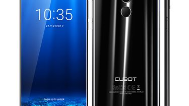 Zapowiedz Cubot X18 Plus