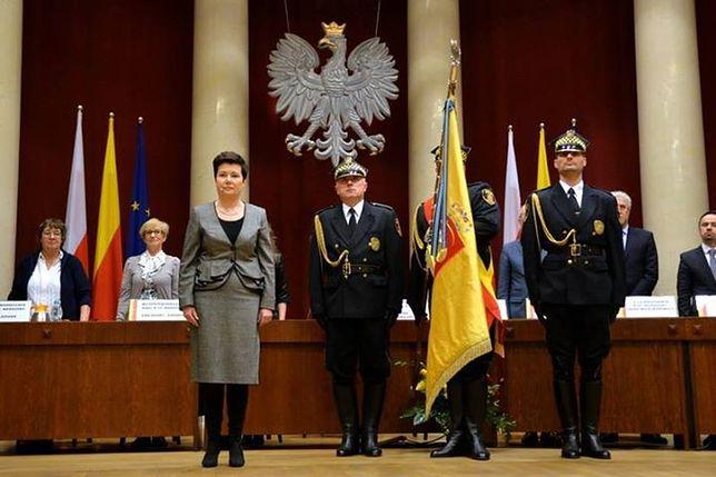 Gronkiewicz-Waltz zaprzysiężona na prezydenta