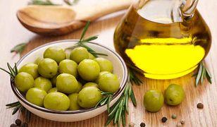 Oliwa z oliwek ma różne punkty dymienia w zależności od stopnia rafinacji