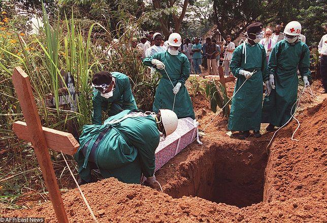 Powrót eboli. Dziewięć osób nie żyje