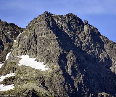 Mężczyzna utknął w Tatrach Wysokich