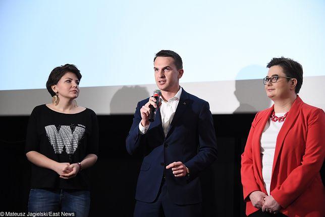 Monika Rosa, Adam Szłapka, Katarzyna Lubnauer. Najważniejsze twarze Nowoczesnej.