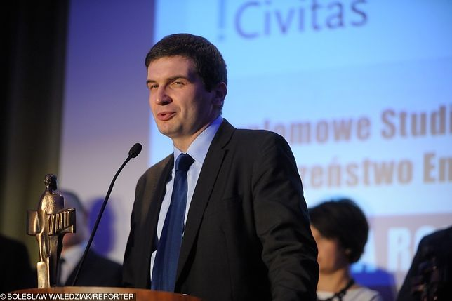 Dominik Smyrgała został doradcą szefa Służby Wywiadu Wojskowego