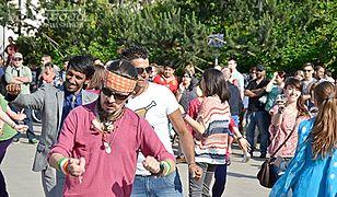 """W piątek bollywoodzki flashmob na """"Patelni"""" [WIDEO]"""