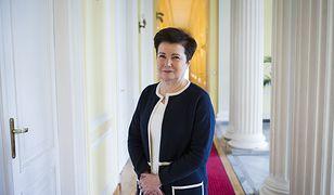 """Hanna Gronkiewicz-Waltz: """"To jest zamach stanu, prawniczy zamach stanu"""""""