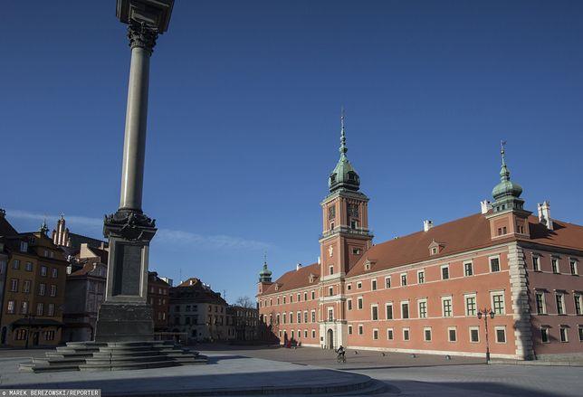Koronawirus. Warszawa w czerwonej strefie