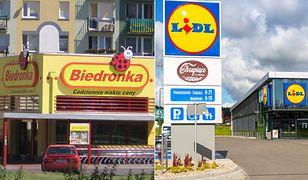 Jak będą otwarte sklepy Biedronki i Lidla w Wigilię i Sylwestra?