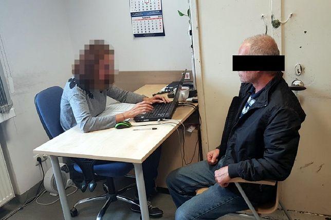 Warszawa. Mężczyźnie grozi do 2 lat więzienia.