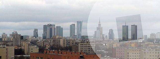Warszawska Mapa Skojarzeń. Jakie są stołeczne dzielnice?