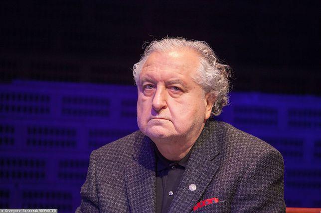 Prof. Andrzej Rzepliński, były prezes Trybunału Konstytucyjnego