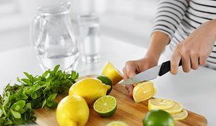 Dobry nóż całkowicie odmieni gotowanie