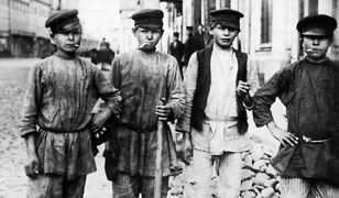 Bezprizorni - bezdomne dzieci w Rosji i w Związku Radzieckim
