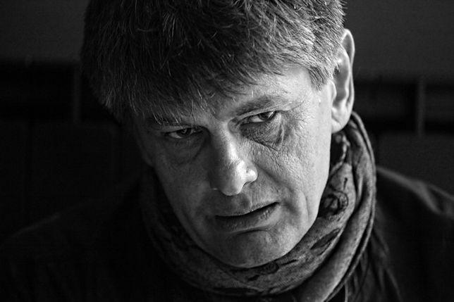 Krzysztof Miller był wojennym fotoreporterem, autorem reportaży z m.in. Gruzji, Rumunii i Zairu
