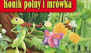 Konik polny i mrówka.Klasyka polska