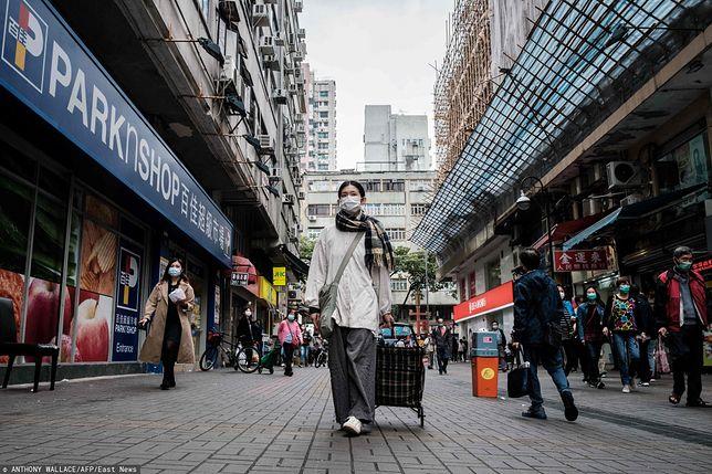 Hongkong coraz mniej niezależny