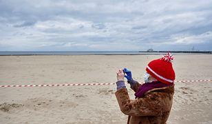 Koronawirus: wprowadzono nowe obostrzenia. Zamknięte plaże, parki i bulwary