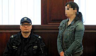 Matka wyrzuciła noworodka przez okno. Sąd skazał ją na 14 lat więzienia